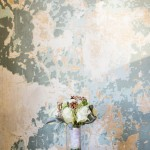 Downtown Knoxville Wedding Bouquet