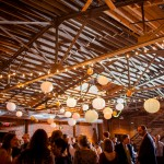 Downtown Knoxville wedding reception