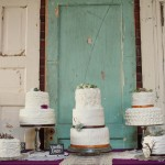 Wedding cakes -The Standard Knoxville
